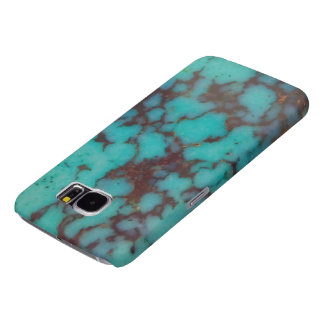 """Turquoise Samsung Galaxy s6 Case"" Samsung Galaxy S6 Cases"