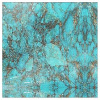 Turquoise Stone Fabric