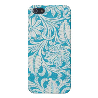 Turquoise Tool Leather PRINT Speck Case iPhone 4 iPhone 5/5S Covers