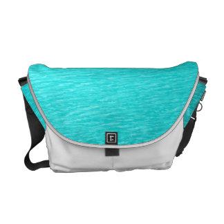 Turquoise Water - Messenger Bag