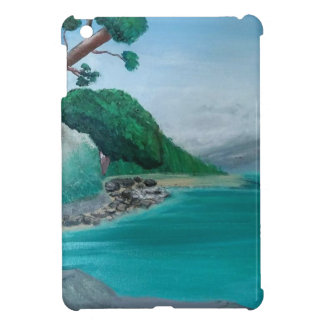 Turquoise Waters Large iPad Mini Covers