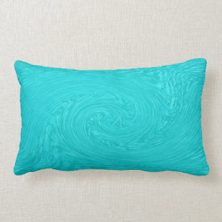 Turquoise Whirl - Pillow