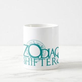 Turquoise Zodiac Shifter Mug