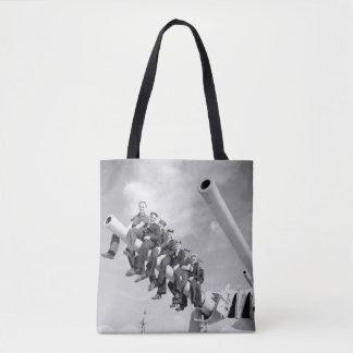 Turret Sailors Tote Bag