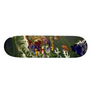 Turtle 20.6 Cm Skateboard Deck