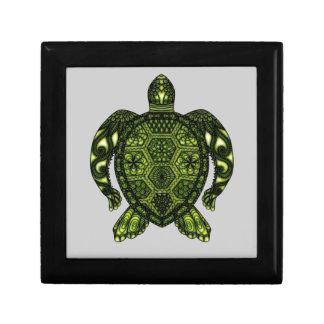 Turtle 2b small square gift box