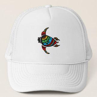 turtle-948263SURFER DUDE TURTLE TRIBAL VECTOR TATT Trucker Hat