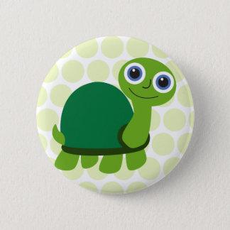 Turtle Boy 6 Cm Round Badge