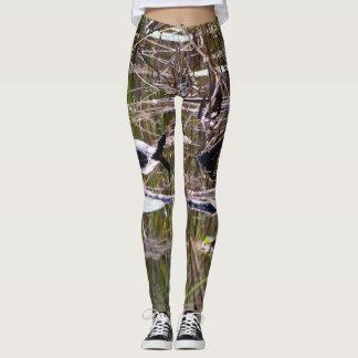 Turtle Camouflage Leggings