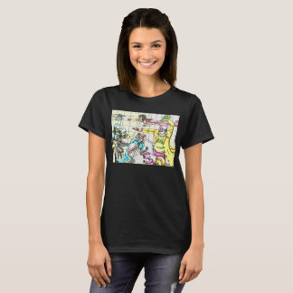 Turtle Cops V Sci-Fi Team T-shirt