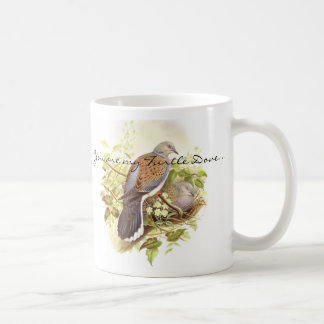 Turtle Dove Birds Wildlife Animals Mug