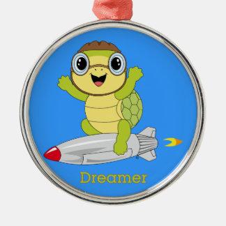 Turtle Dreamer™ Ornament