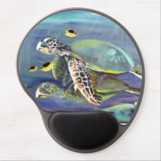 Turtle Duo Gel Mouse Pad