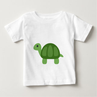 Turtle Emoji Baby T-Shirt