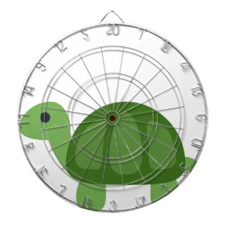 Turtle Emoji Dartboard