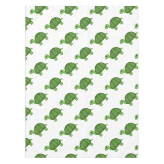 Turtle Emoji Tablecloth