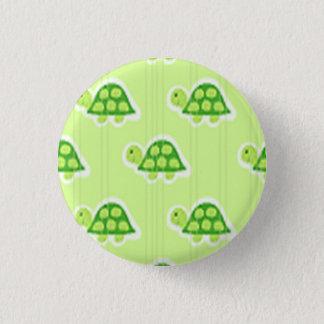 Turtle Flair 3 Cm Round Badge