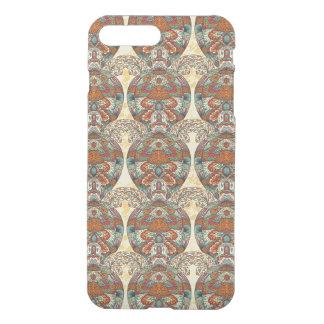 Turtle Floral Pattern iPhone 8 Plus/7 Plus Case