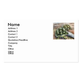 Turtle Friends Business Card