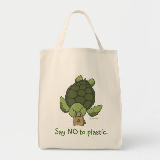 Turtle Grocery Tote Grocery Tote Bag