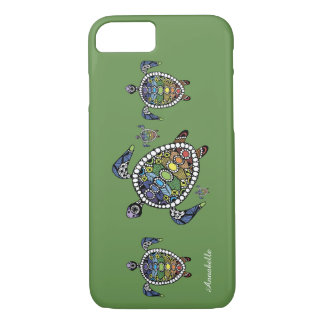 Turtle Harmony iPhone 7 Case