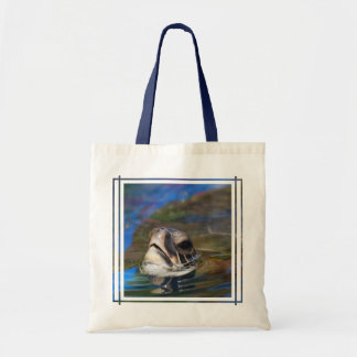 Turtle Head Canvas Bags