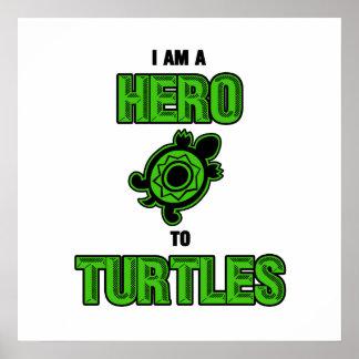 Turtle Hero 1 Poster