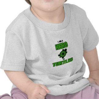 Turtle Hero 1 T-shirts