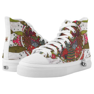 Turtle High Tops