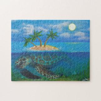Turtle Island Puzzle