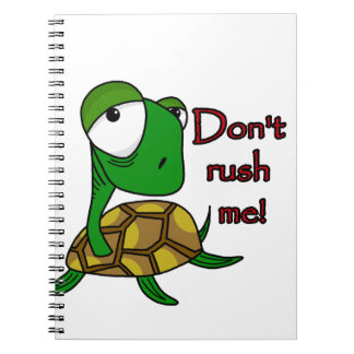 Turtle joke notebook