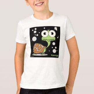Turtle Kids' Basic American Apparel T-Shirt