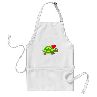 Turtle Love Apron