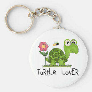 Turtle Lover Tshirts and Gifts Key Ring