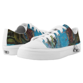 Turtle Low Tops