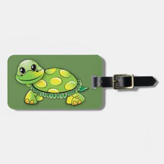 Turtle Luggage Tags