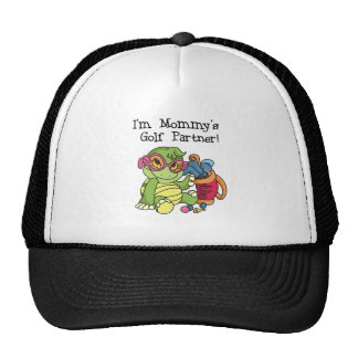 Turtle Mommy's Golf Partner Cap