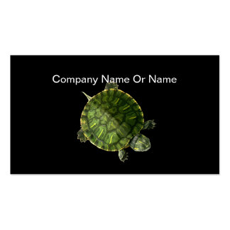Turtle Nature Business Cards