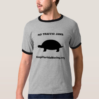 Turtle - NO TRAFFIC JAMS T-Shirt