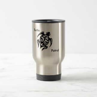 Turtle Patrol gear Travel Mug