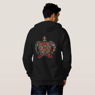 Turtle Pet Animal Reptile Love Destiny Destiny's Hoodie