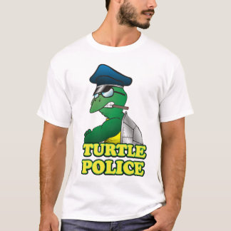 Turtle Police T-Shirt