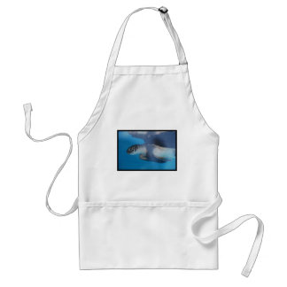 Turtle Reflections Standard Apron