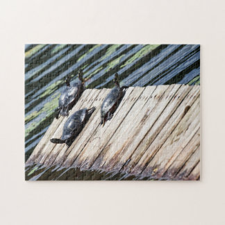 Turtle Rest Jigsaw Puzzle