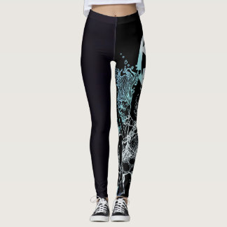 Turtle Ride Leggings