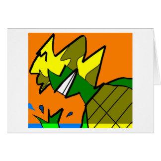 Turtle Robin Card