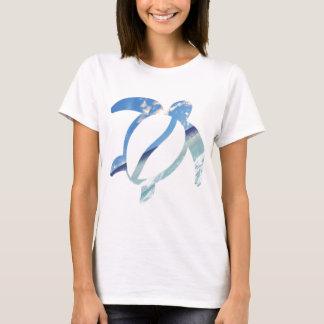 Turtle-sea-sky T-Shirt