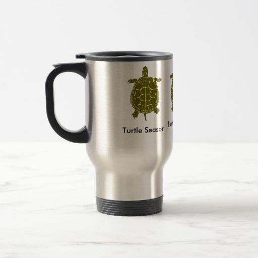 Turtle Season Mug