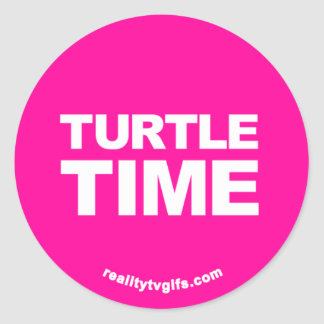 Turtle Time - Stickers