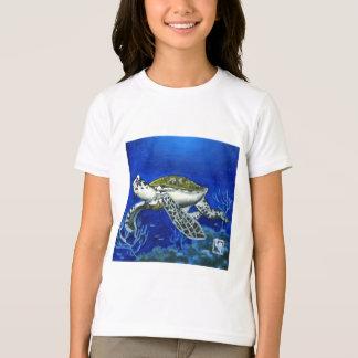 Turtle Tracks T-Shirt